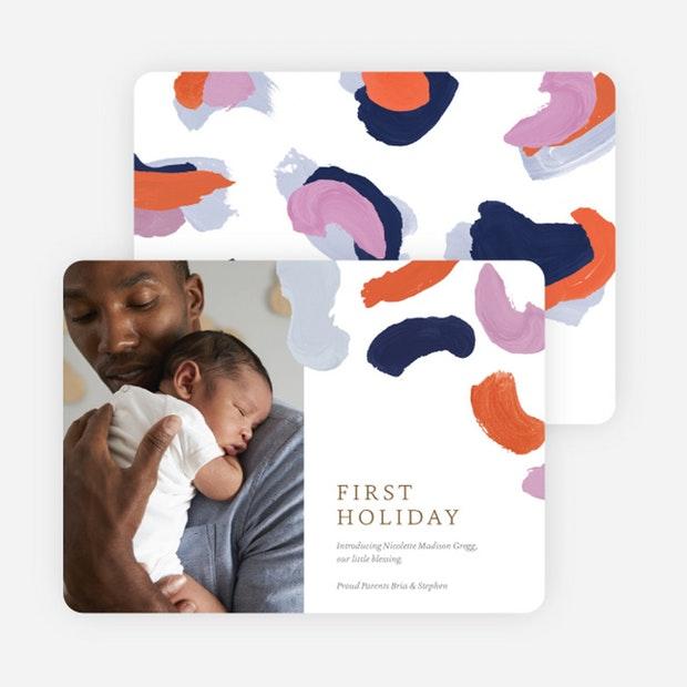 card sample