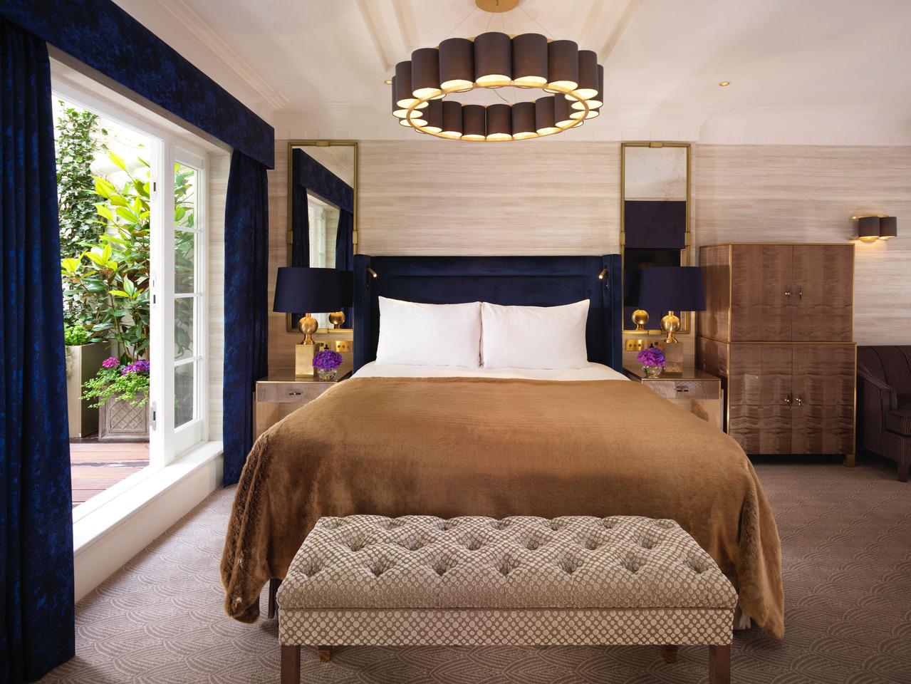 Flemings Mayfair Hotel room