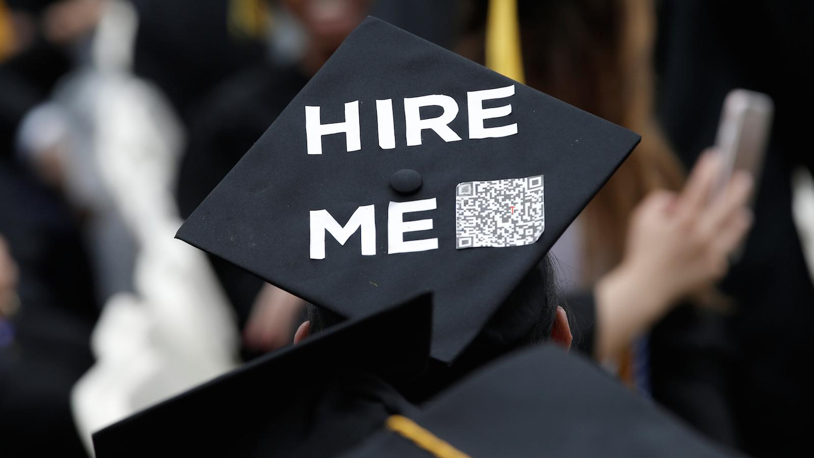 A graduating student