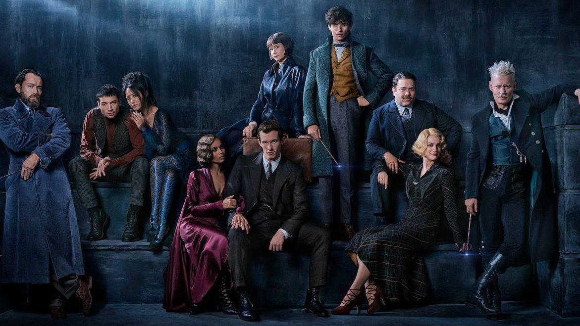 Fantastic Beasts The Crimes Of Grindelwald Johnny Depp