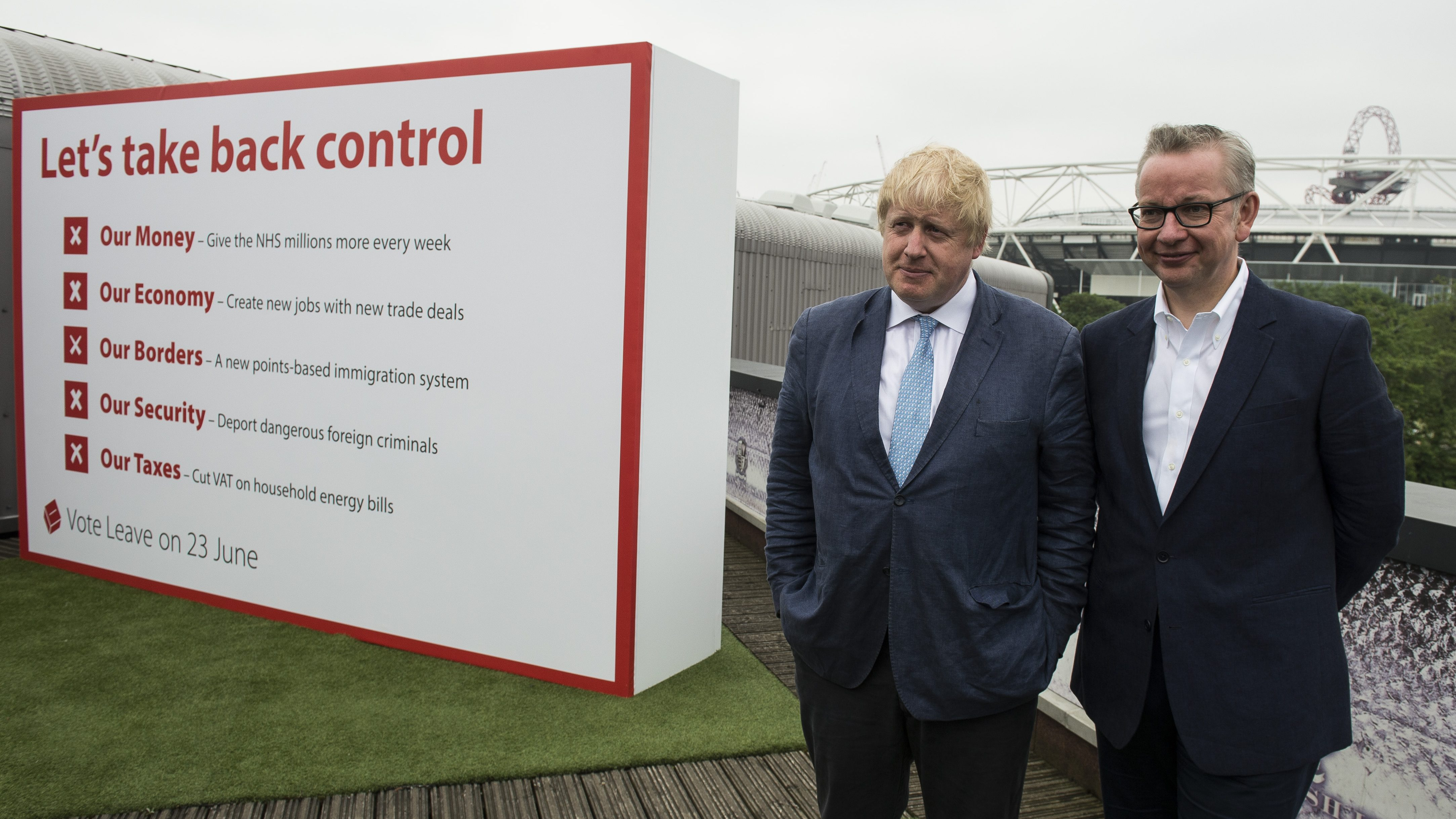The Electoral Commission is investigating Vote Leave, which was led by cabinet ministers Boris Johnson and Michael Gove.