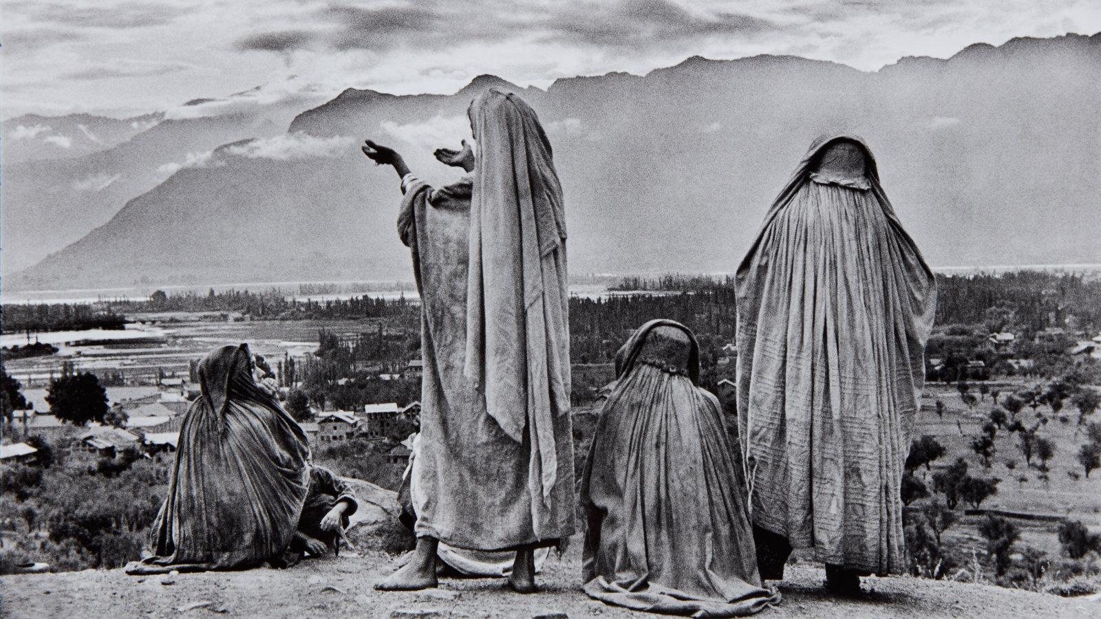 India Henri Cartier-Bresson