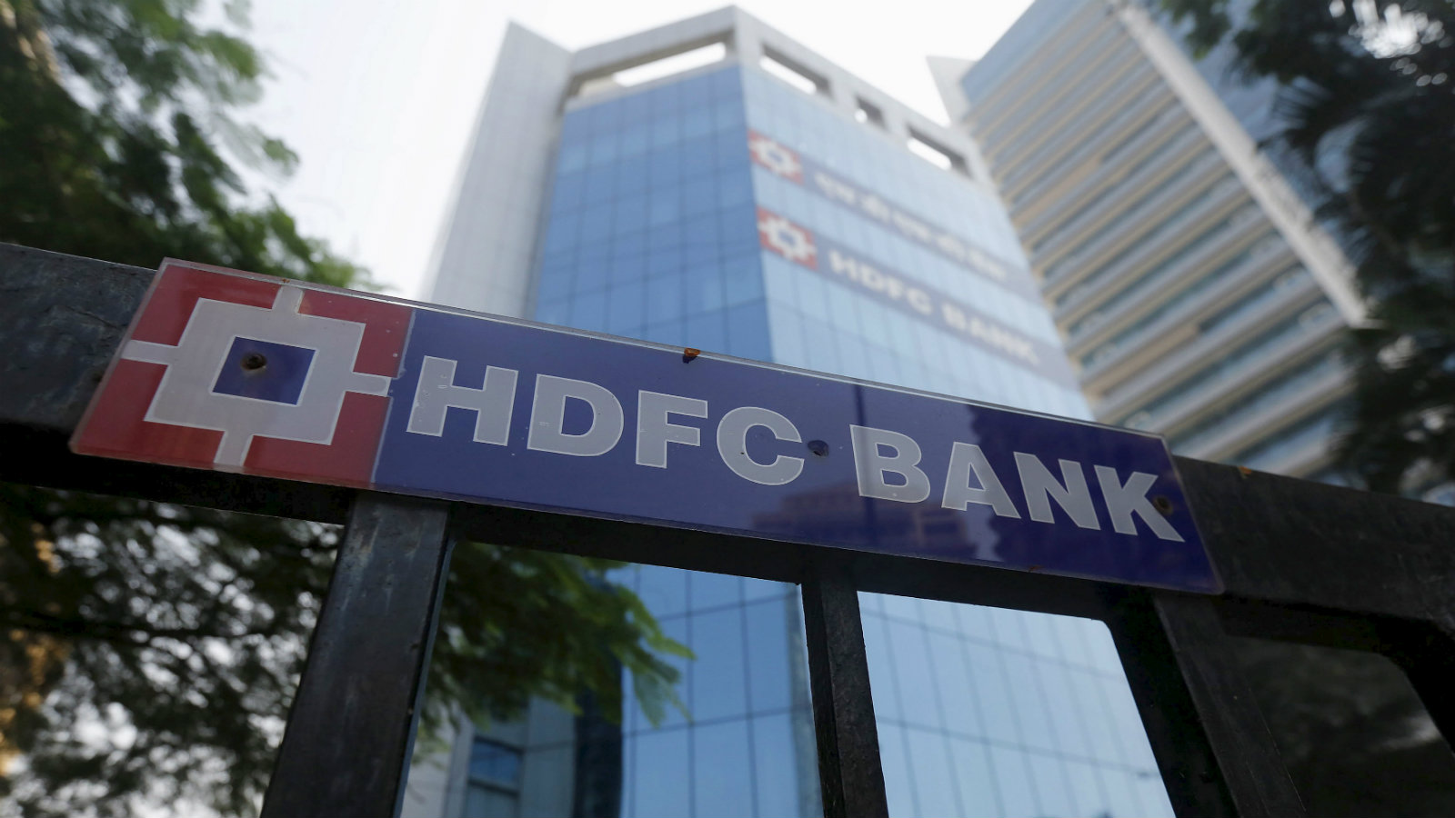 Hdfc bank replaces a bruised icici bank to become indias largest the headquarters of indias hdfc bank is pictured in mumbai reheart Images