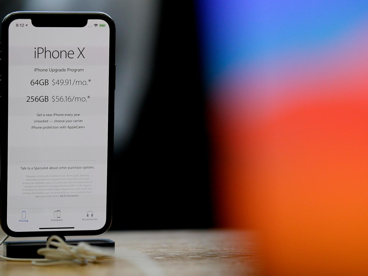 How to reset the iPhone X (and activate the Emergency SOS alarm) — Quartz