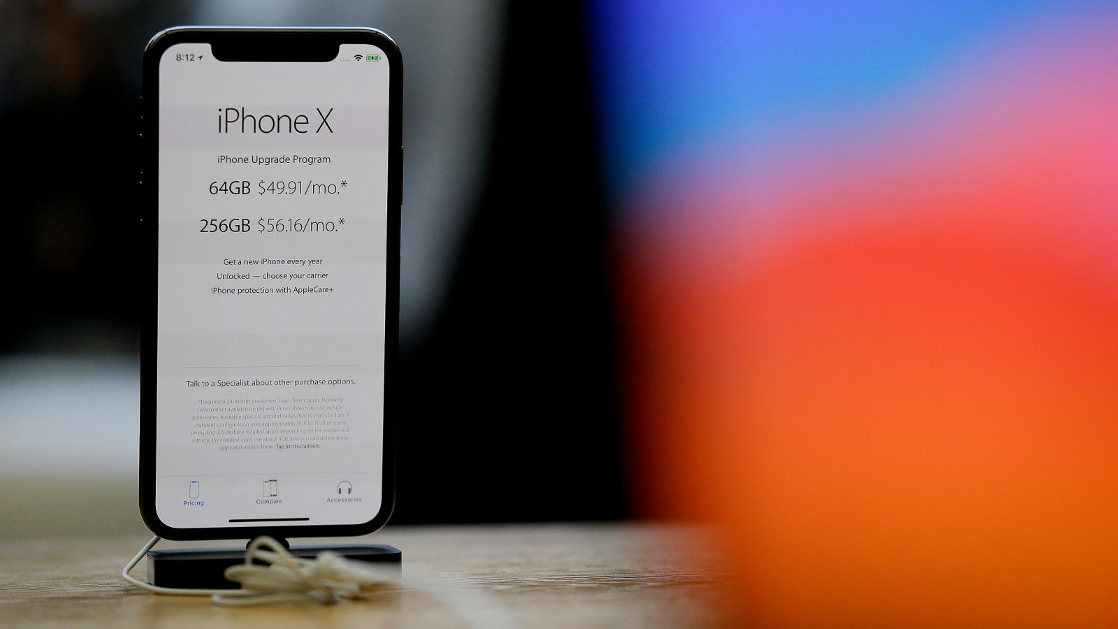 How to reset the iPhone X (and activate the Emergency SOS alarm