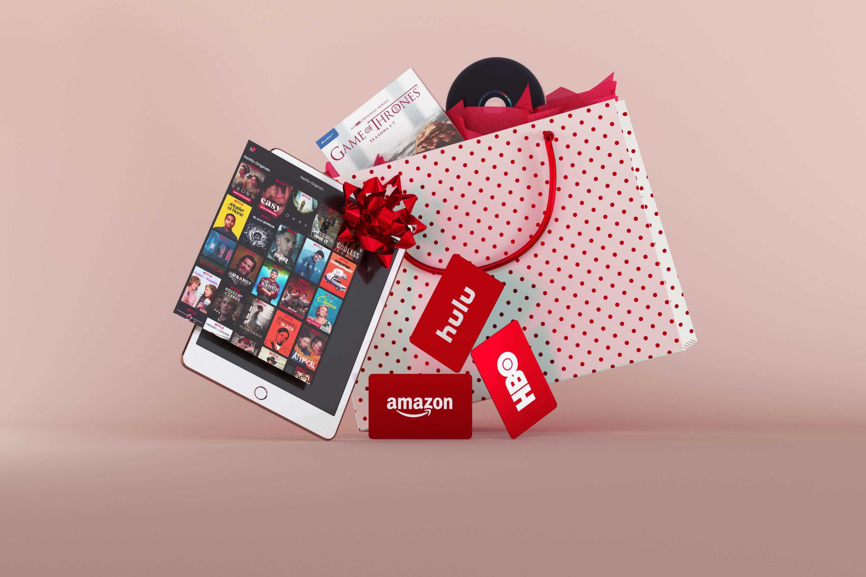 how to gift digital media holiday gift guide