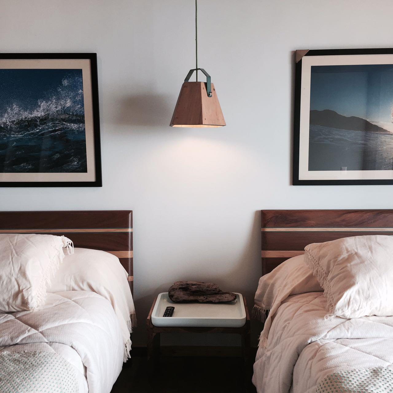 Surf Hotel bedroom