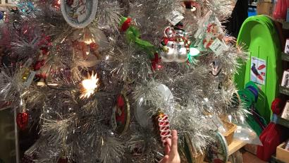 Buy a fake Christmas tree this year and you'll never go back
