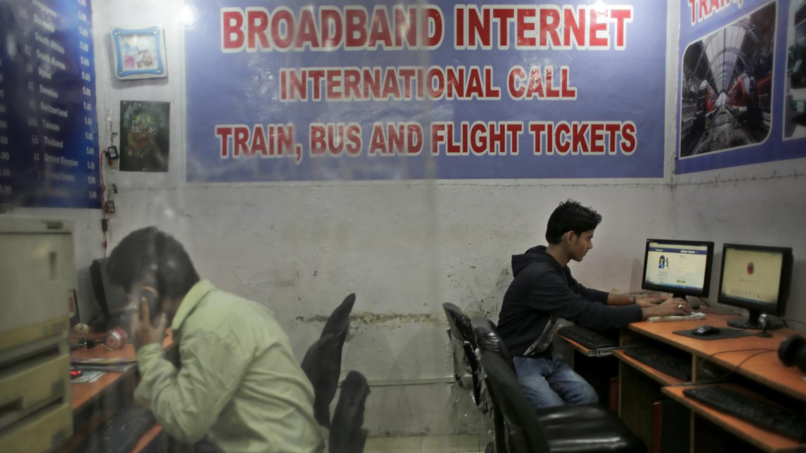 India-BharatNet-Digital India-Internet