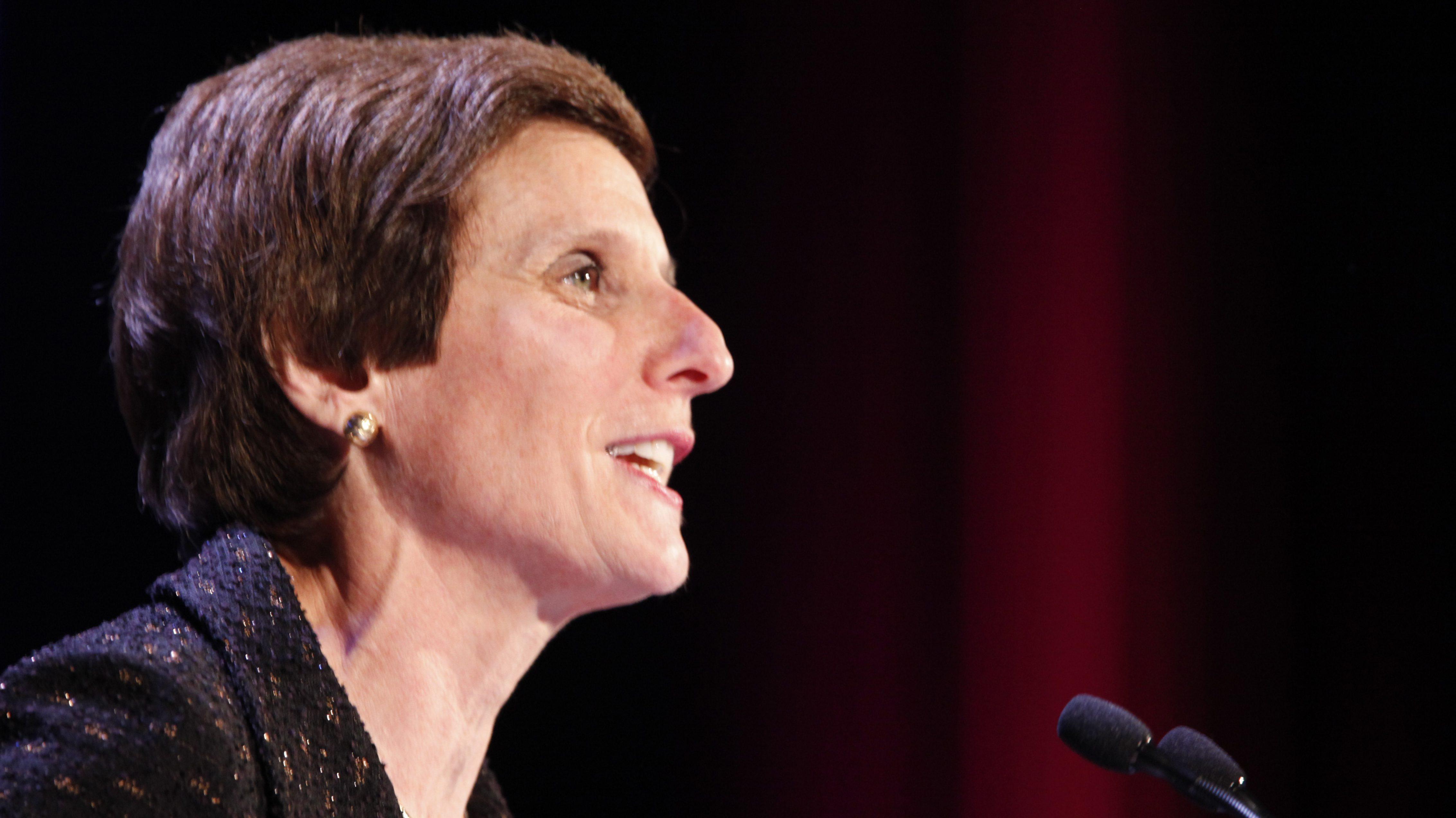 Irene Rosenfeld mentored 13 CEOs