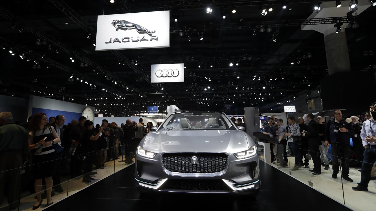 Jaguar-Tata Motors