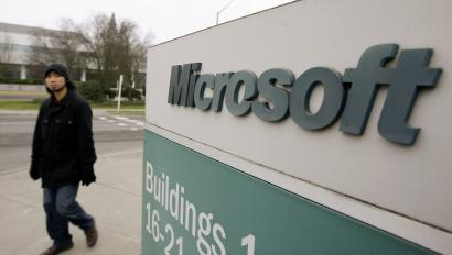Microsoft is doubling down on office parks.