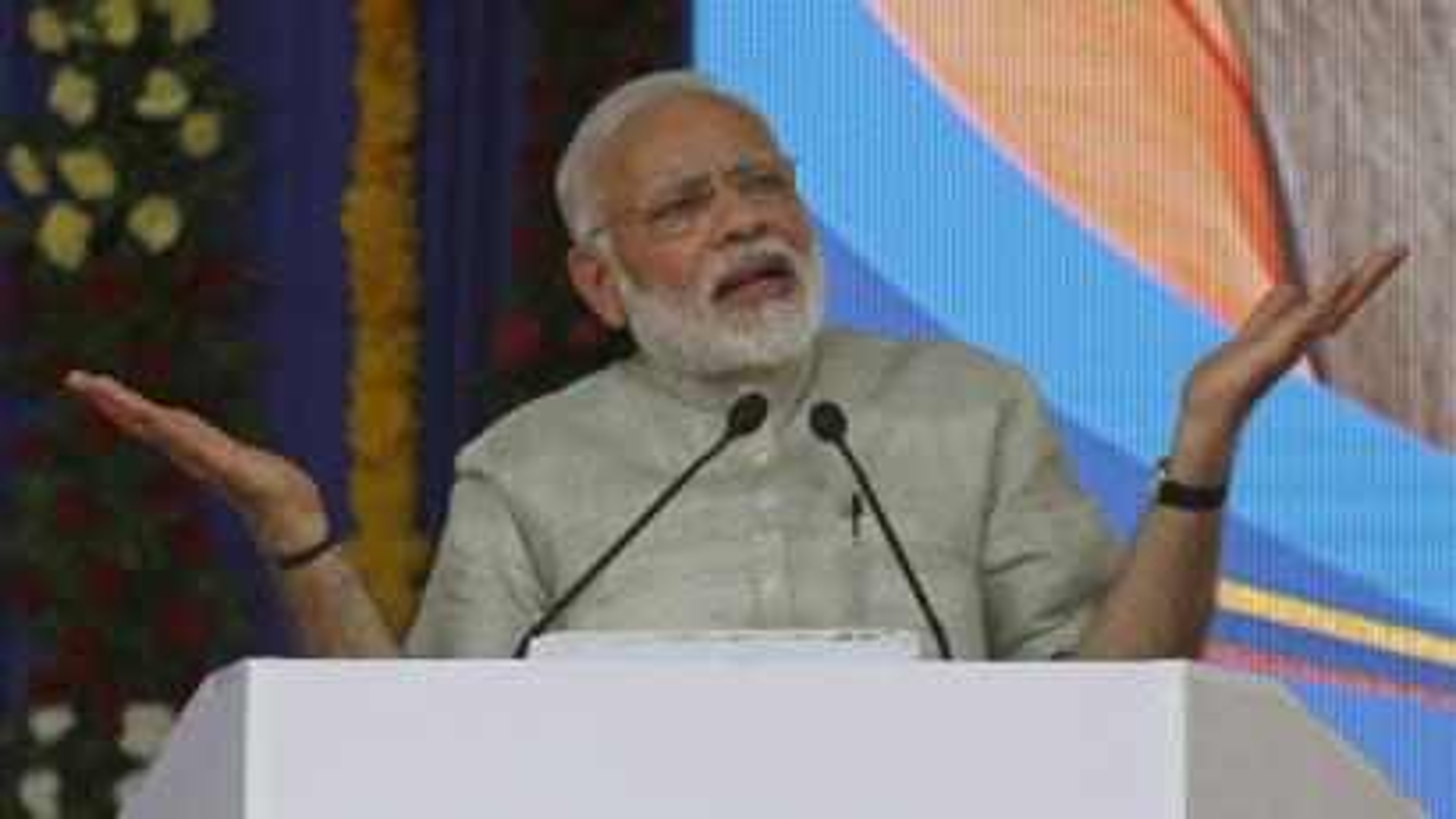 India-Narendra Modi-Pew Report-Modi-Rahul Gandhi