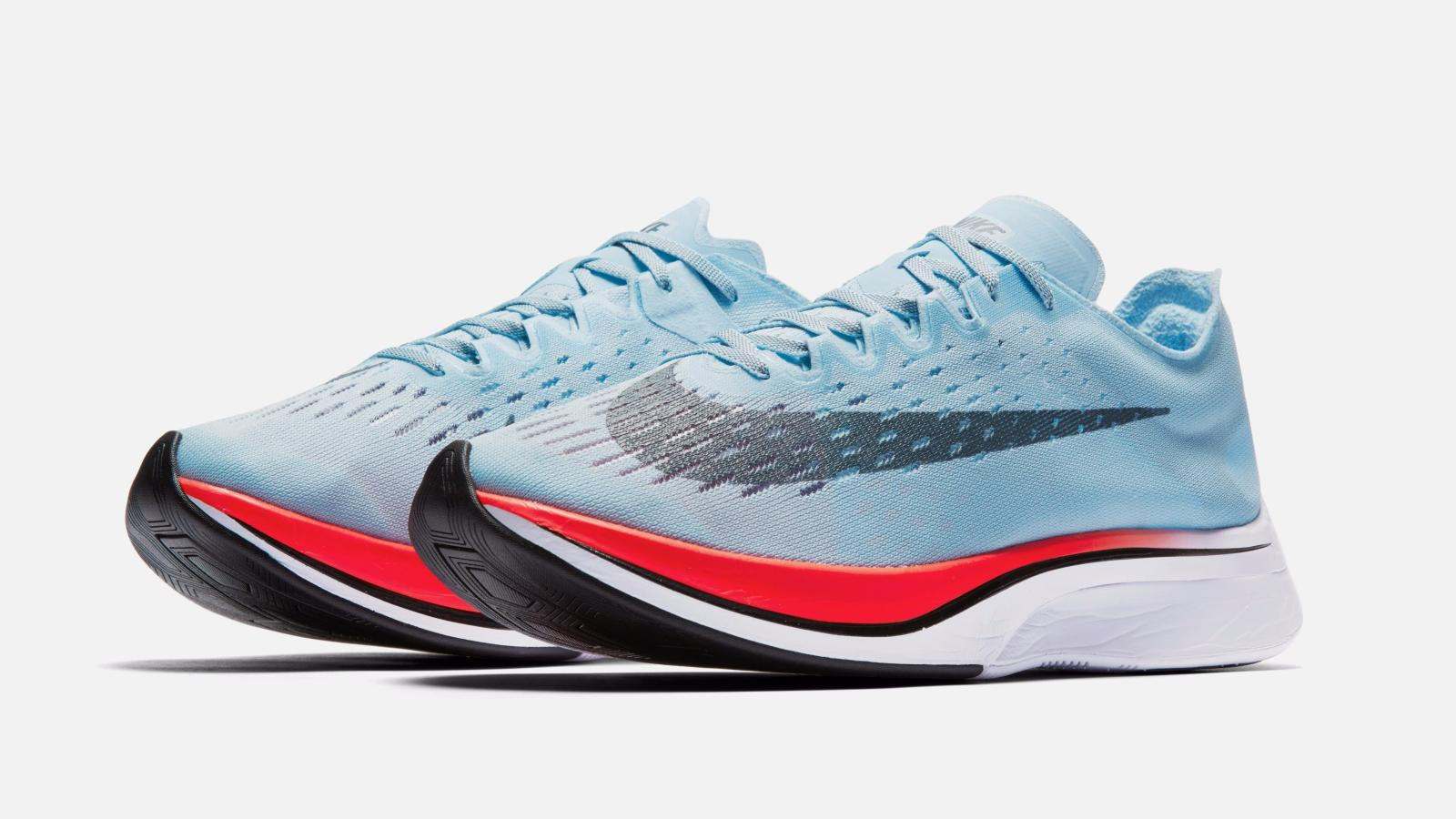 Nike's Zoom Vaporfly 4% makes you a faster runner, study