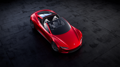 Tesla Has Unveiled The New Roadster Its Luxury Sports Car