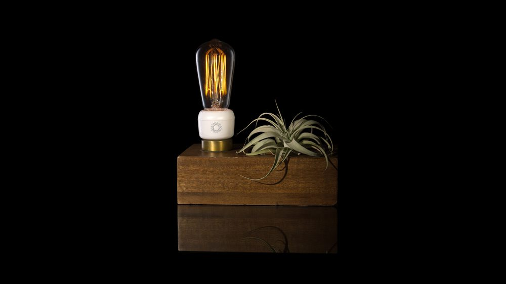 Product in lamp