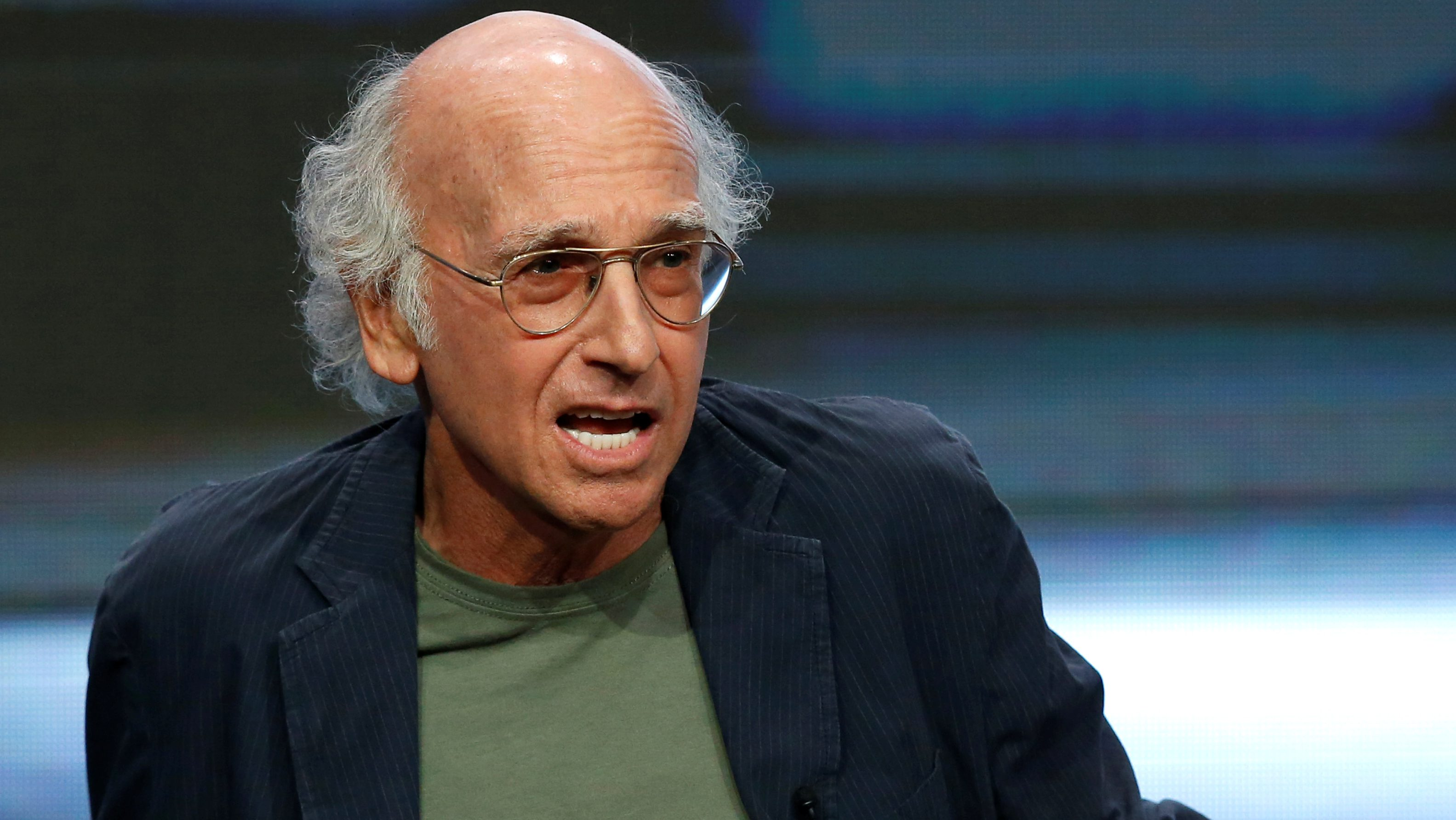 Curb your enthusiasm creator Larry David