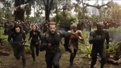 avengers infinity war trailer: which marvel superhero will be the