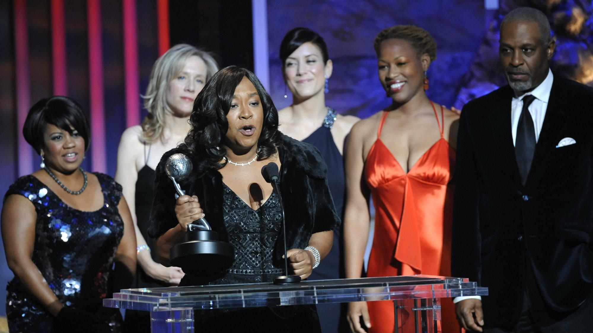 "Shonda Rhimes hates the term ""diversity"""