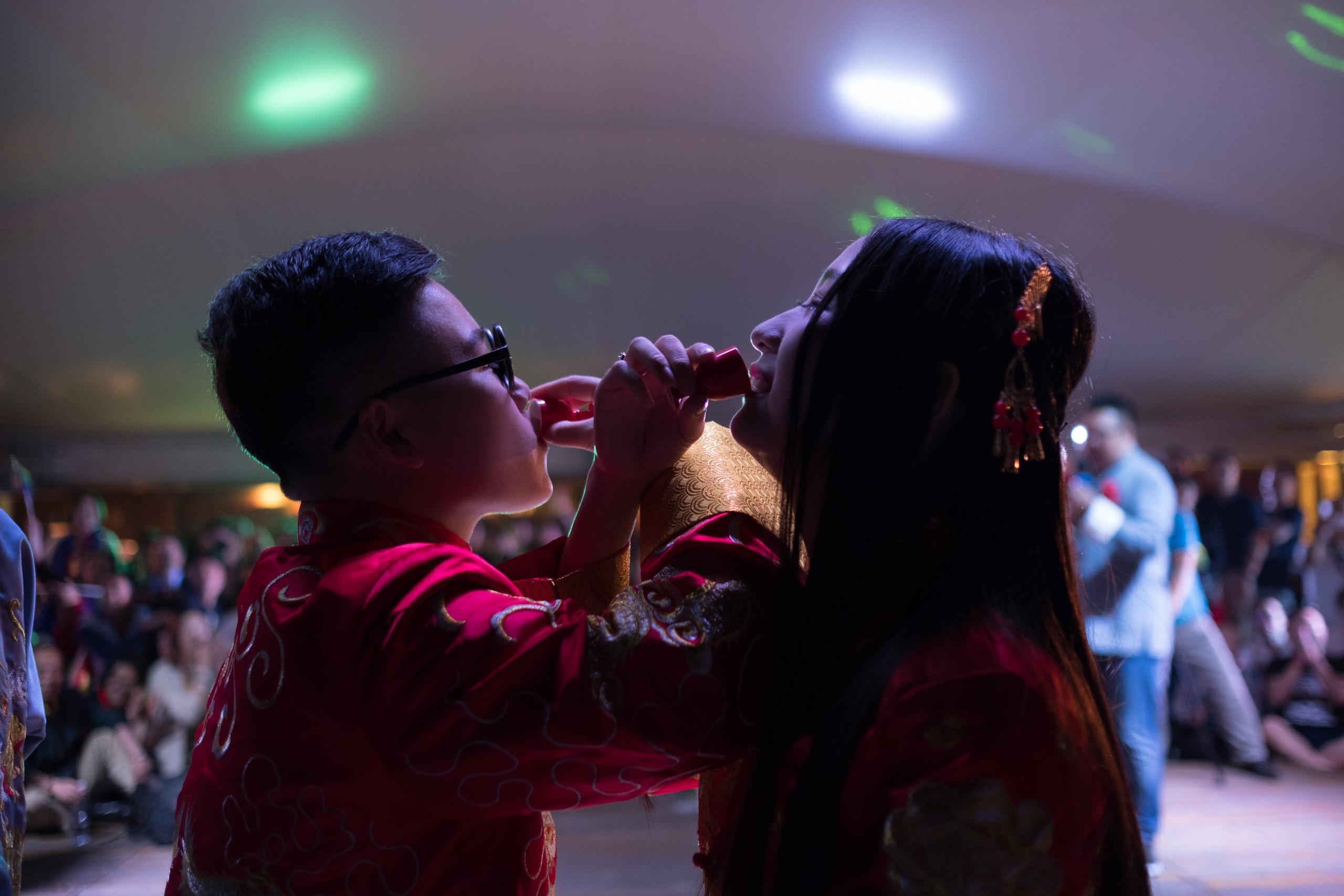China's LGBT cruise wedding