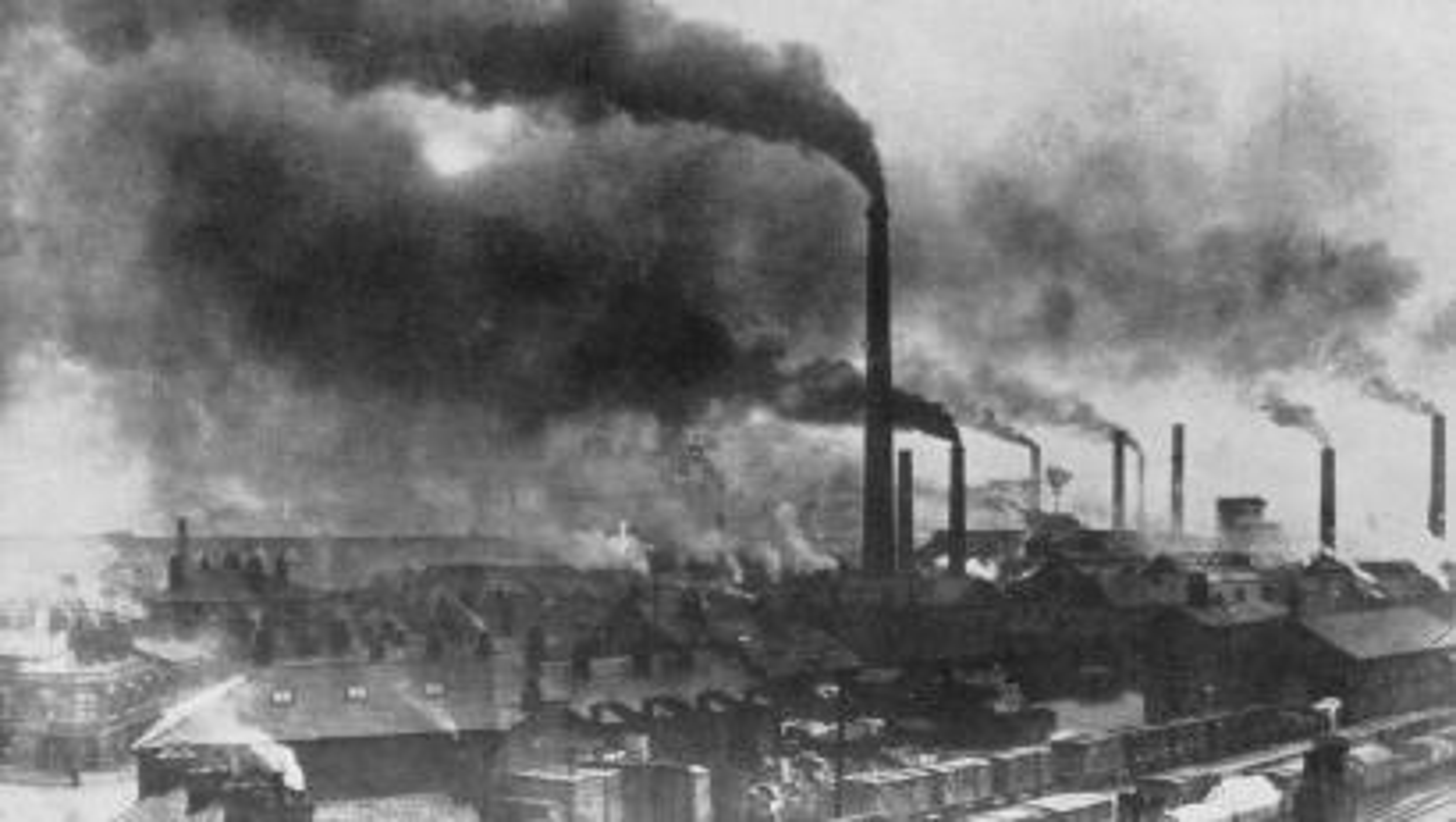 Britain-industriual-revolution-london-smog