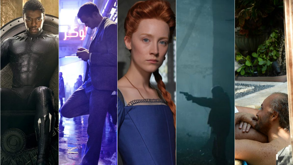 2018 movie and tv preview