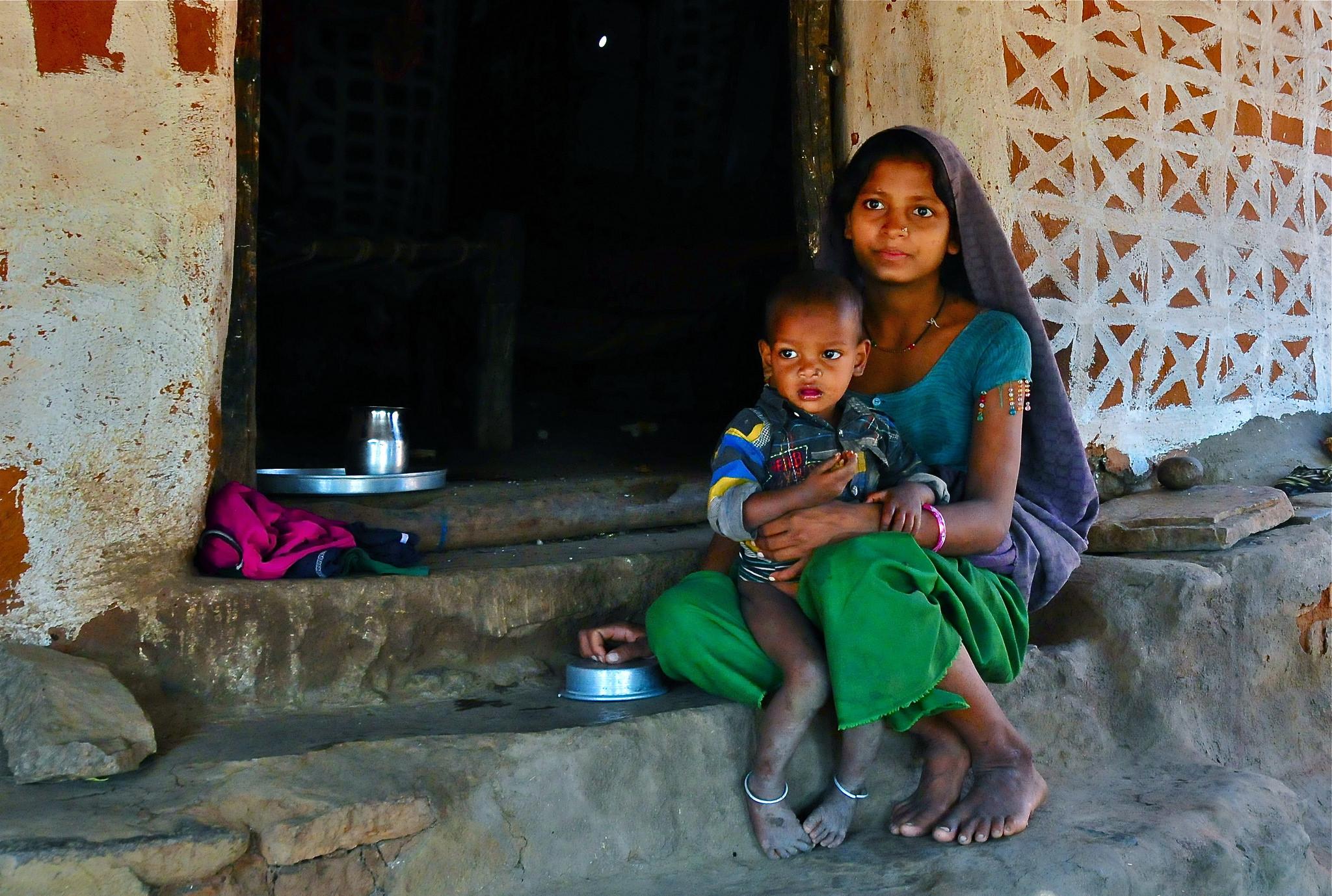 India- Gujarat- Adiwasi village- (Explore) by Donatella Venturi