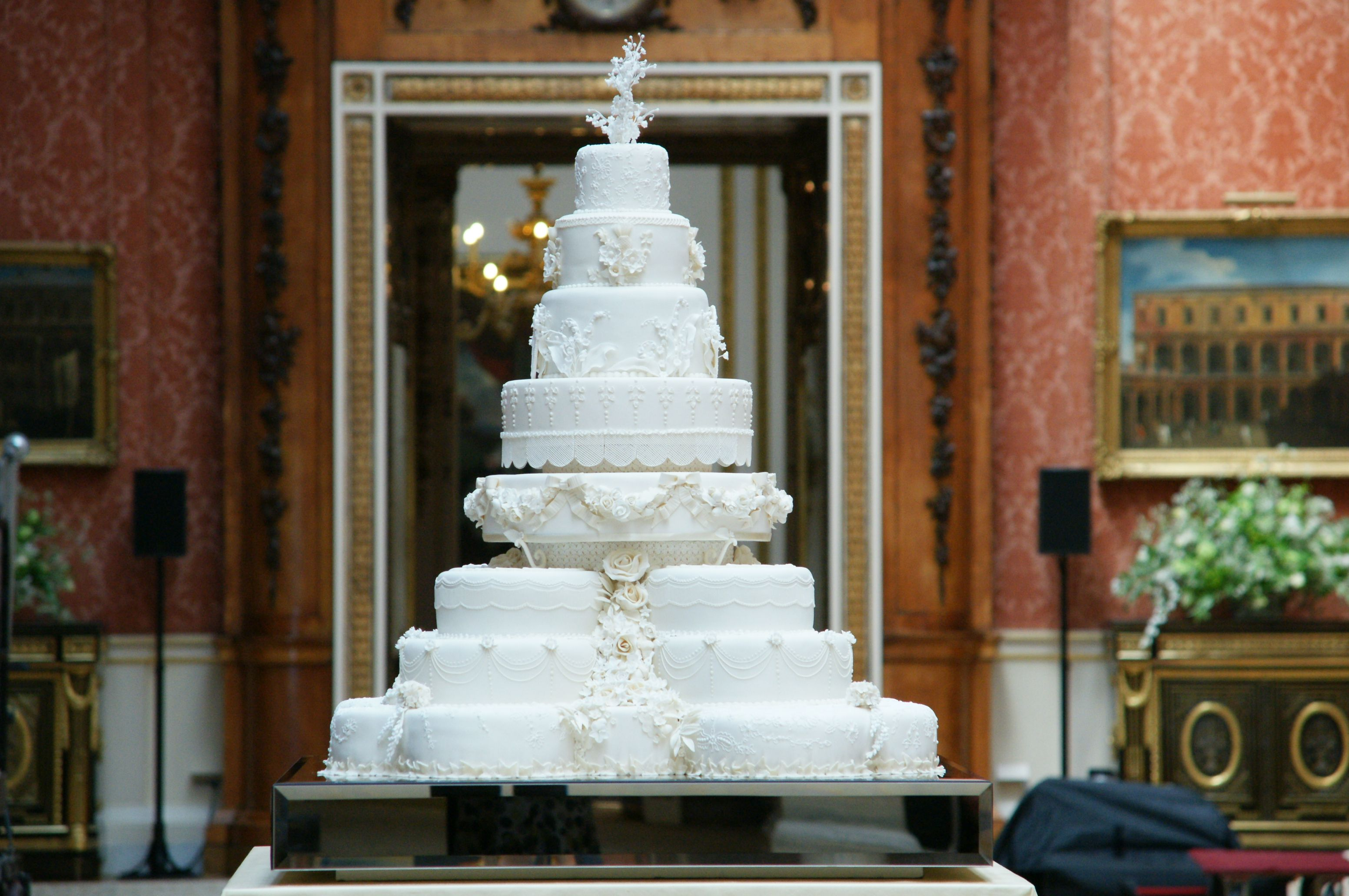 Kate Middleton Wedding Cake