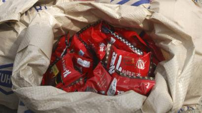 new arrival b4e57 6fc93 The North Korean soldier who defected is getting a lifetime supply of Choco  Pie