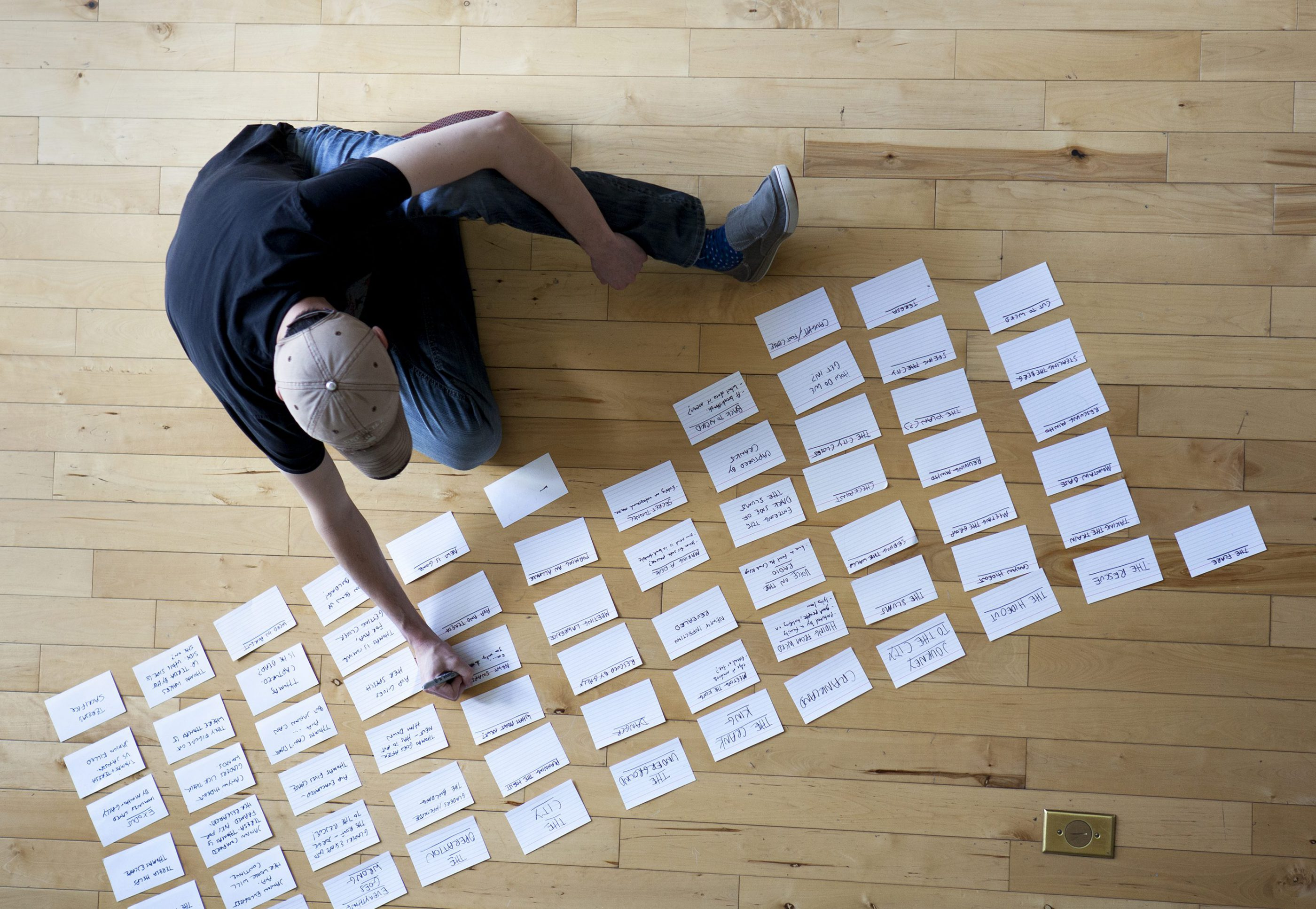 We've been structuring brainstorm sessions all wrong
