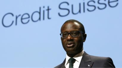 Credit Suisse's CEO plans to
