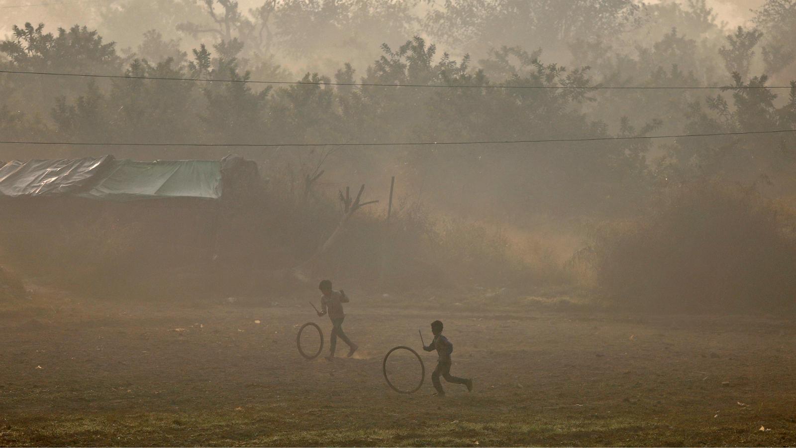 Delhi-pollution-air