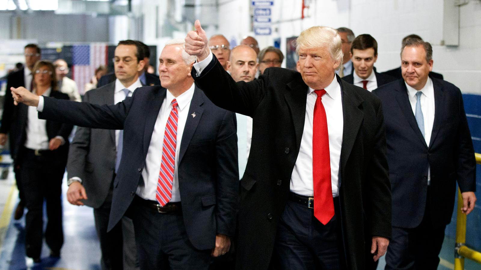 Under Trump, US jobs are moving overseas even faster than