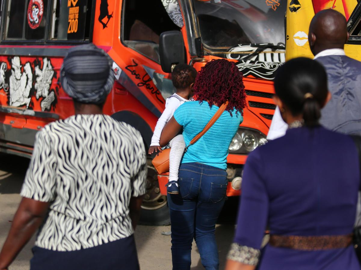 American Girl Groped On Bus kenya s matatus have become unsafe for women with sexual