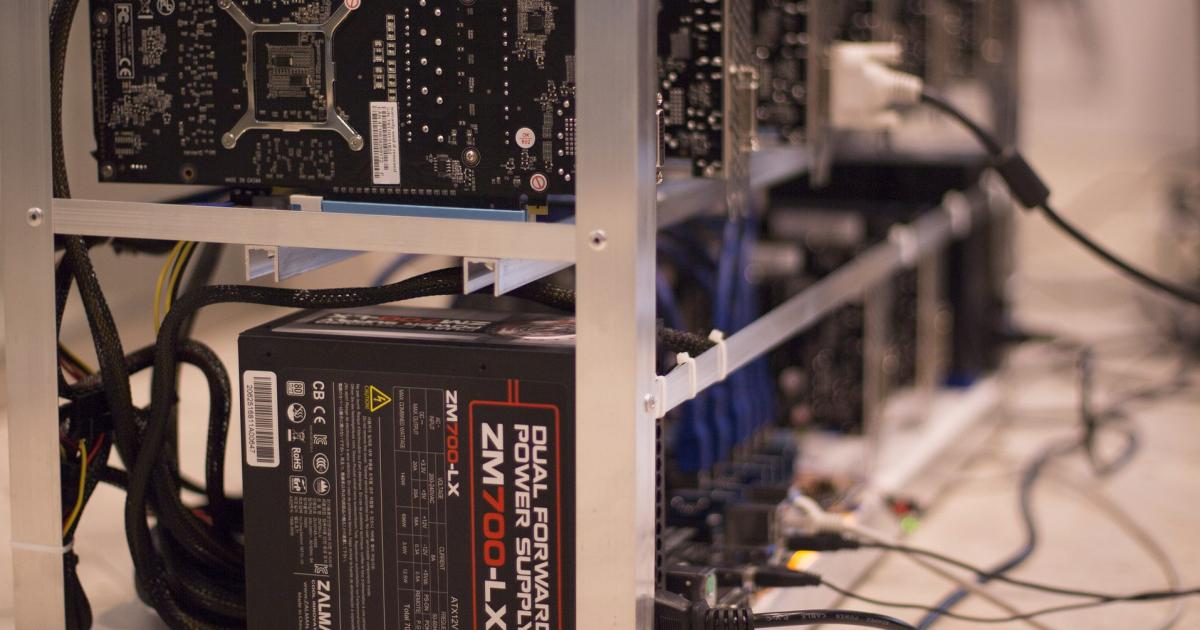 Cryptocurrency mining programs at colleges free automatic software for binary options
