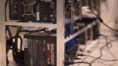 Students are mining cryptocurrency from their dorm rooms on