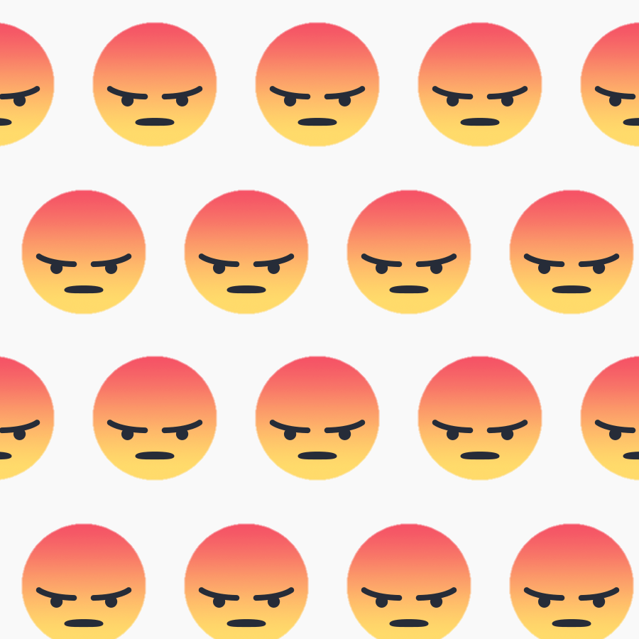 Facebook and politics: Reactions to posts by Democrats got a
