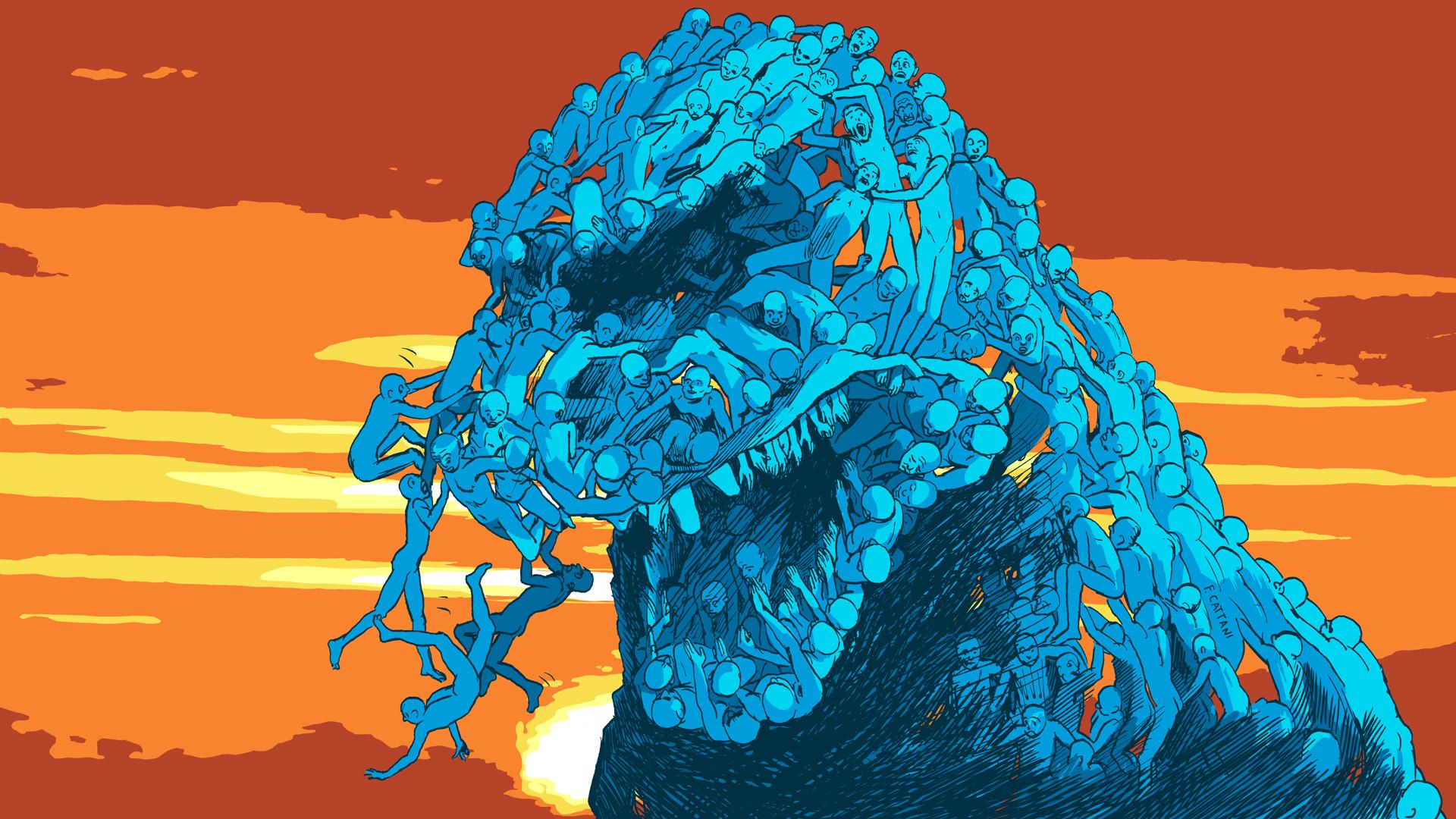 How to fix modernity's Godzilla problem — Quartz