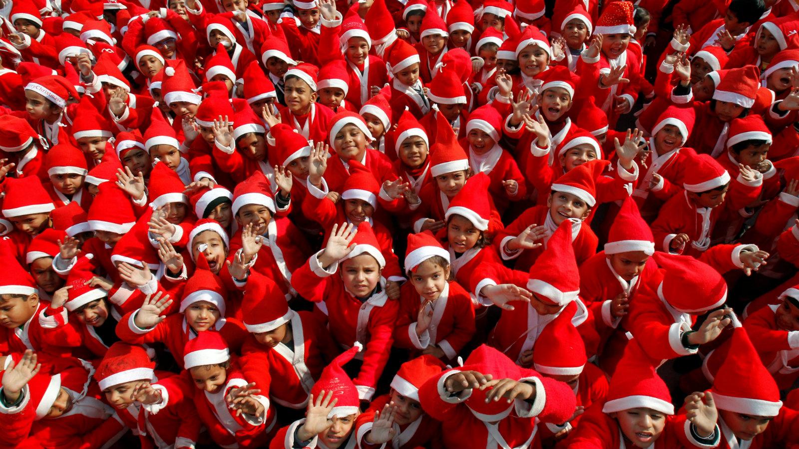 Christmas In India Images.In Photos Christmas In India Quartz India