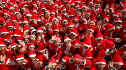what christmas looks like in india a country of 24 million christians