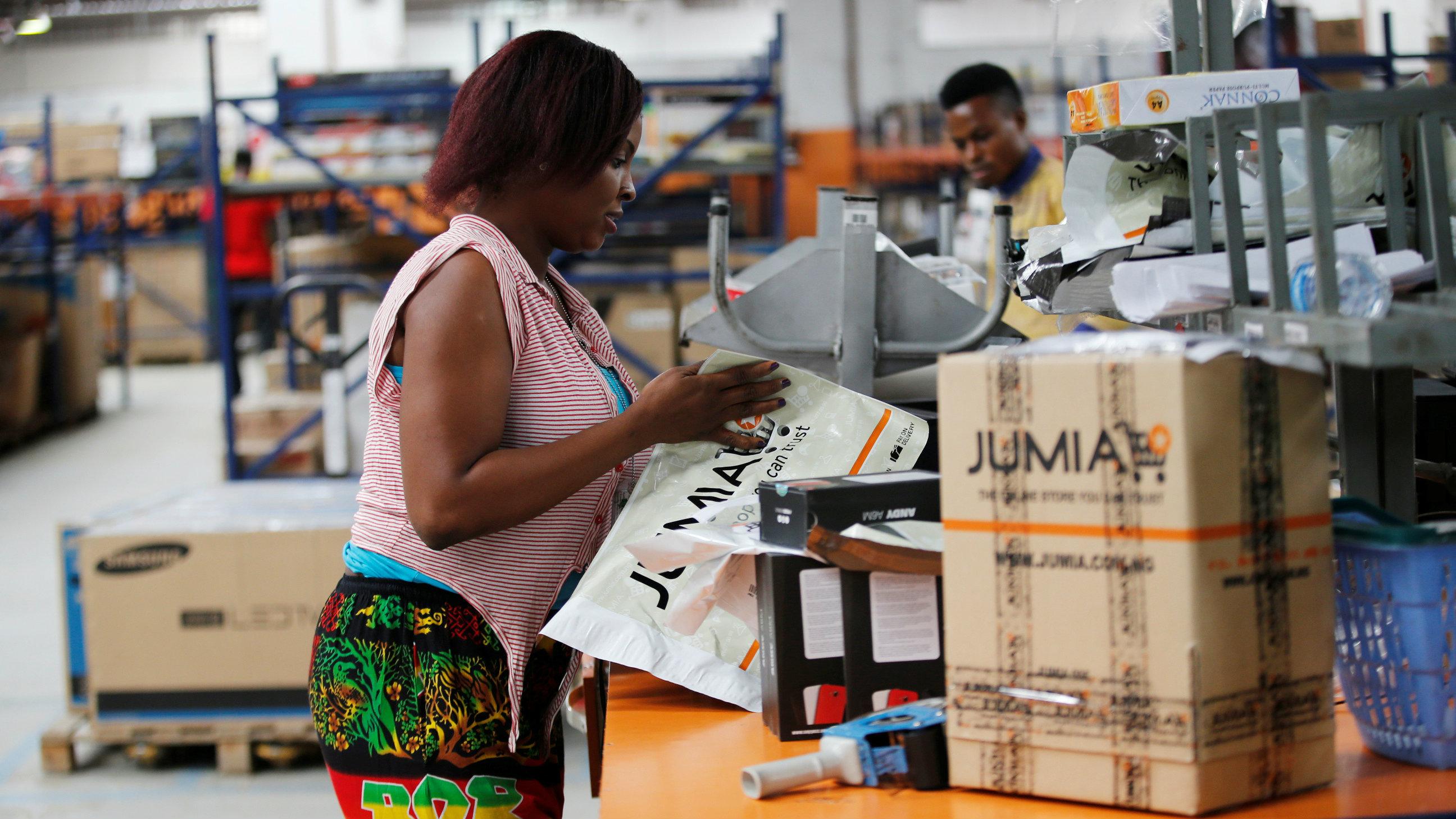 E-commerce pioneers in Nigeria are struggling to prove the market's viability