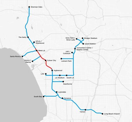 Sf Subway Map Dream.Elon Musk Just Published The New Subway Map The Boring Company Wants