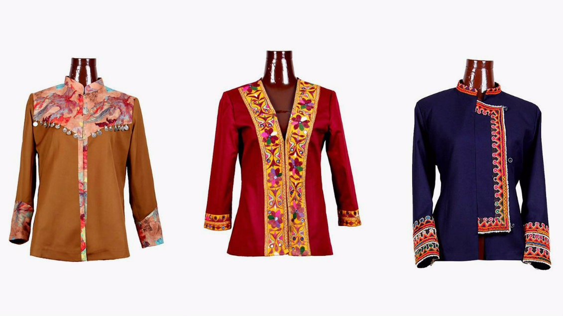 Laman After Years Of War Young Designers Are Trying To Put Afghanistan Back On The Fashion Map Quartz India