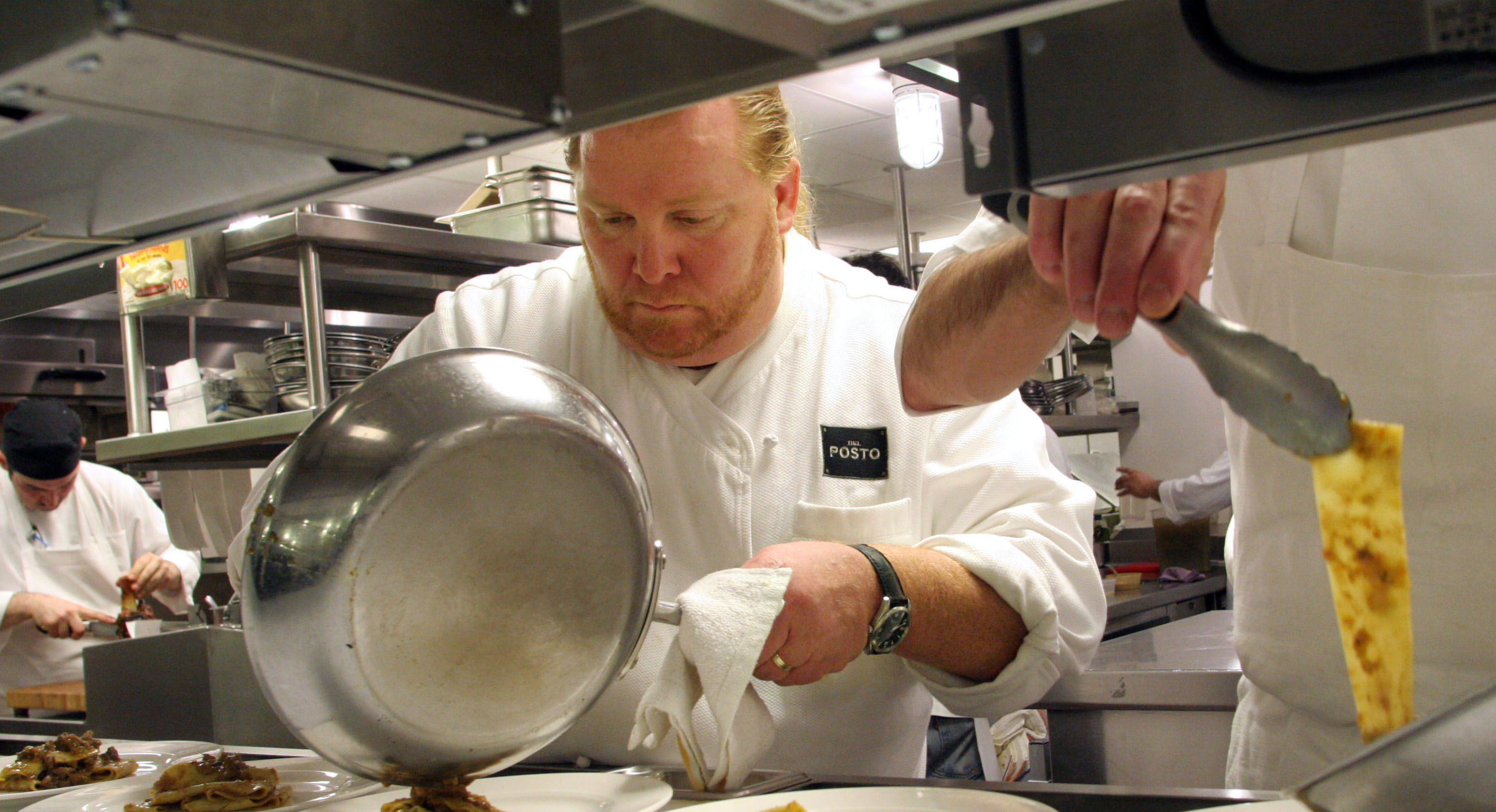 Superb The Chew Host Chef Mario Batalis Apology For Sexual Home Interior And Landscaping Ologienasavecom