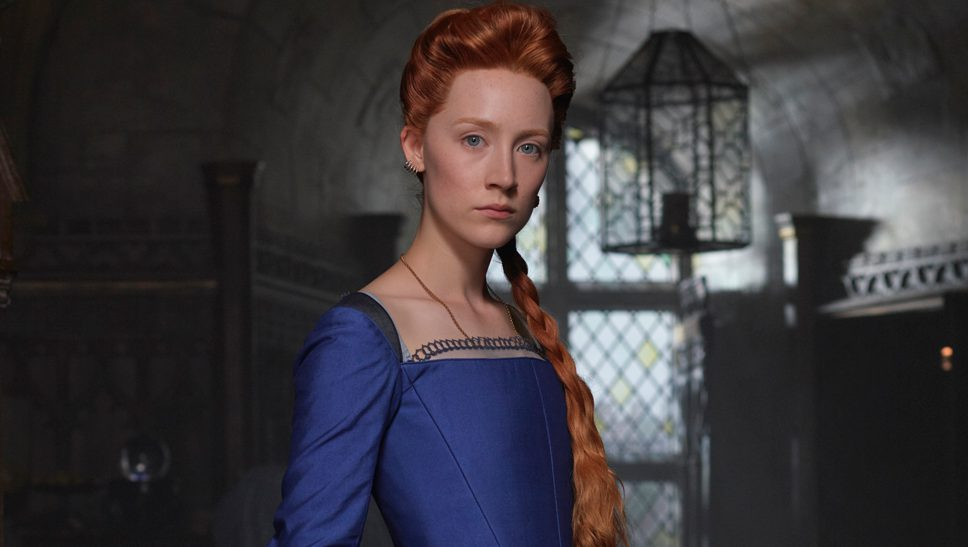 mary queen of scots saoirse ronan