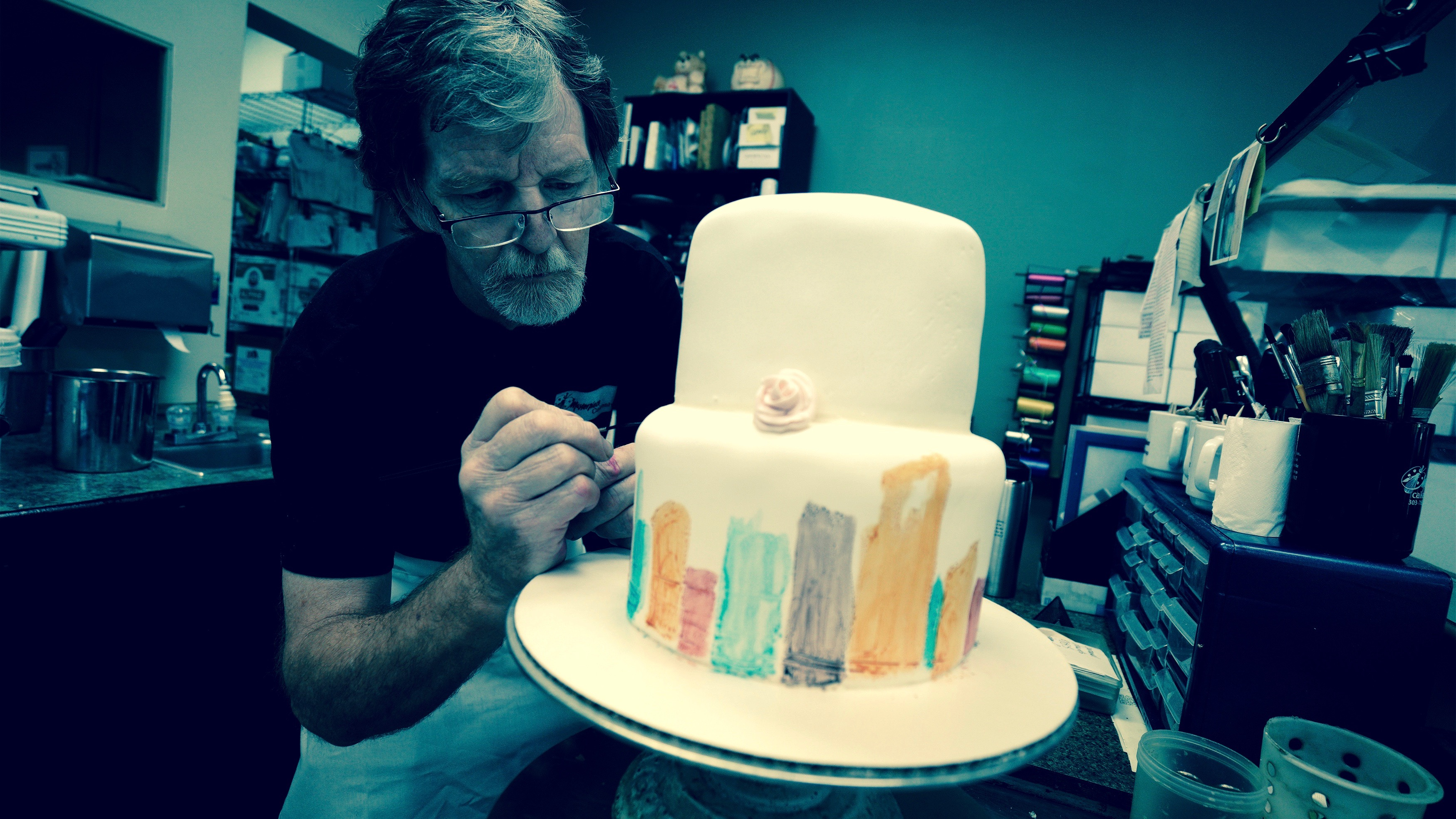 Jack Phillips, owner of Masterpiece Cakeshop, will be best remembered for the cake he didn't bake.
