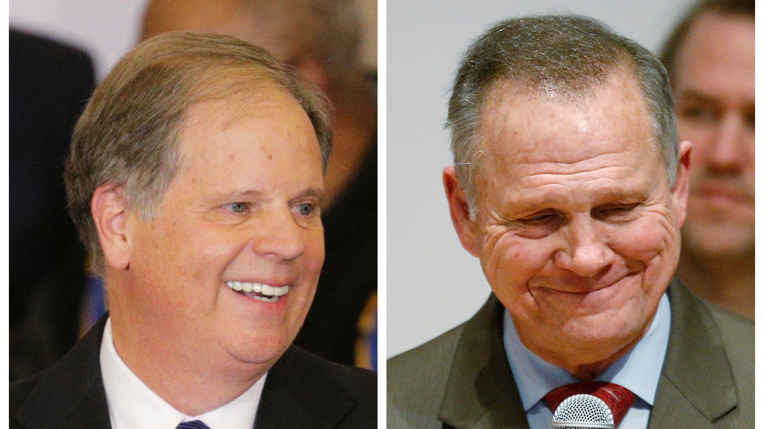Doug Jones beat Roy Moore by a mere 1.5 percentage points in a state that hasn't elected a Democrat to the US senate since 1992.