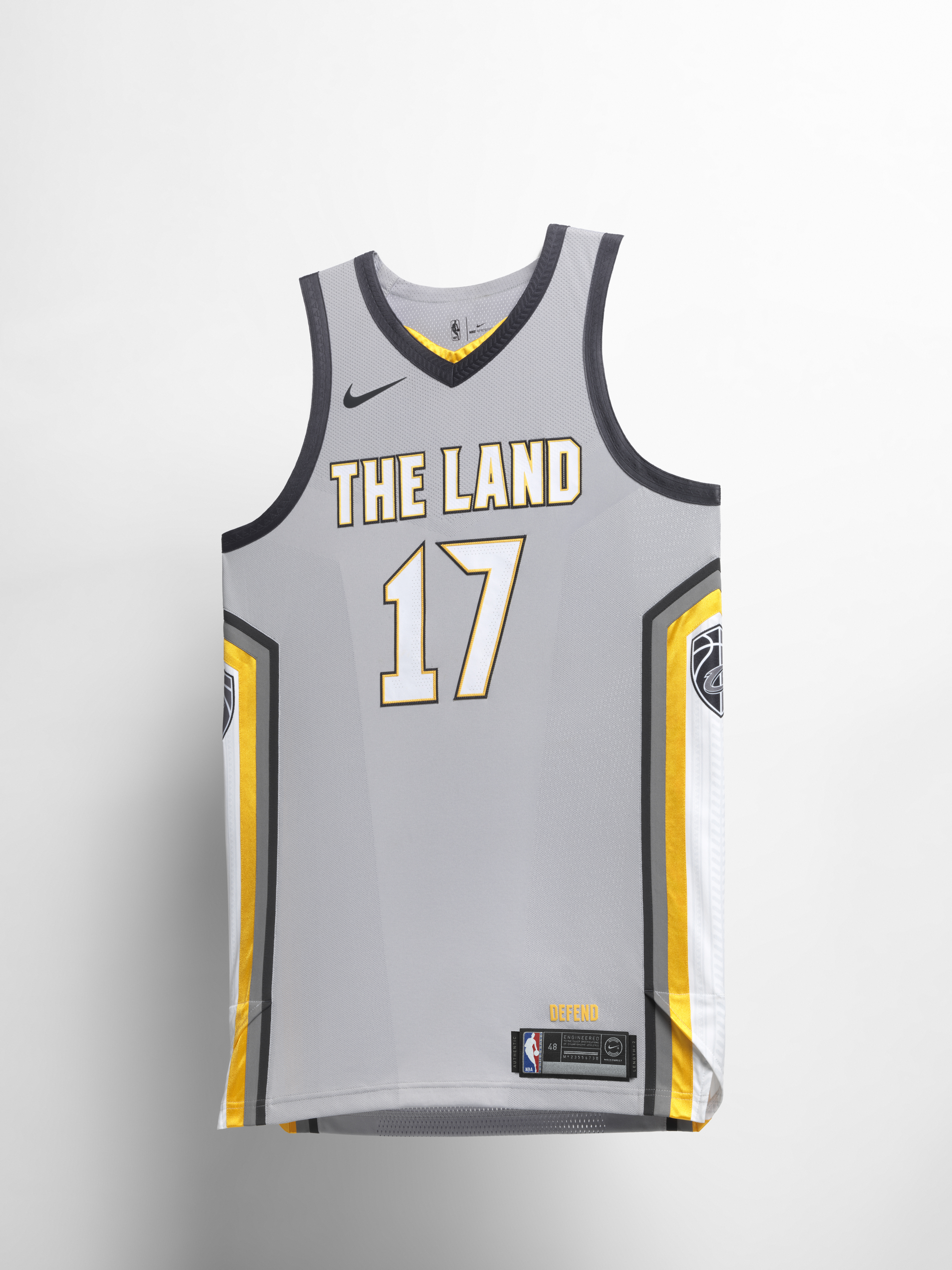 size 40 a9d51 f8cdd Nike's NBA City Edition jerseys: What they say about your ...