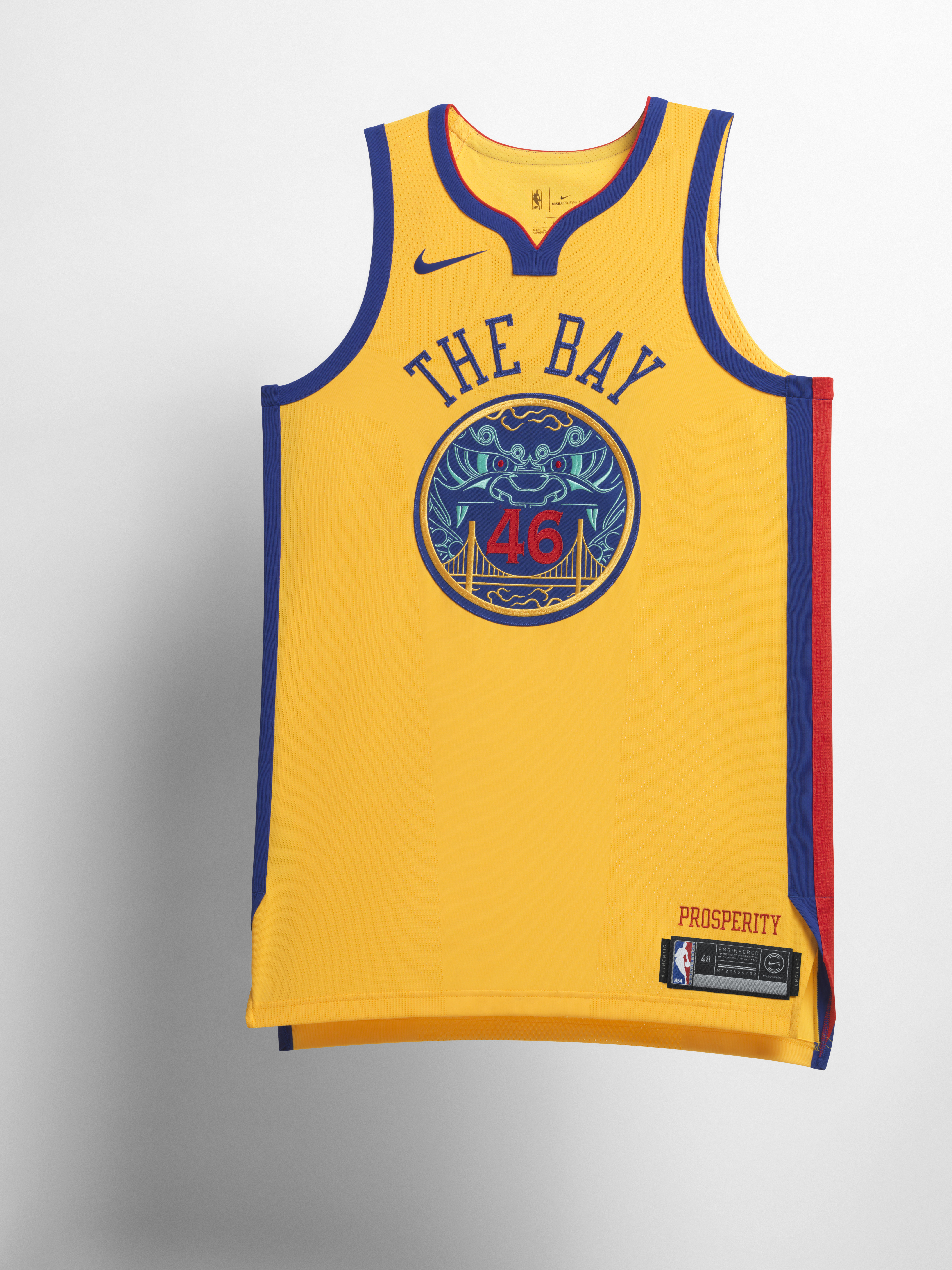 size 40 2bbe4 ad61d Nike's NBA City Edition jerseys: What they say about your ...