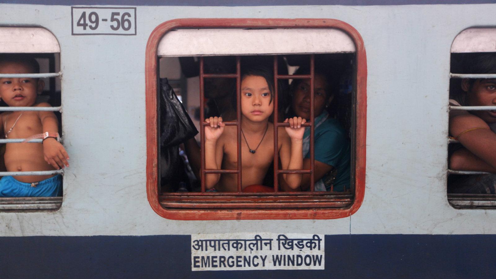 India-Society-Northeast